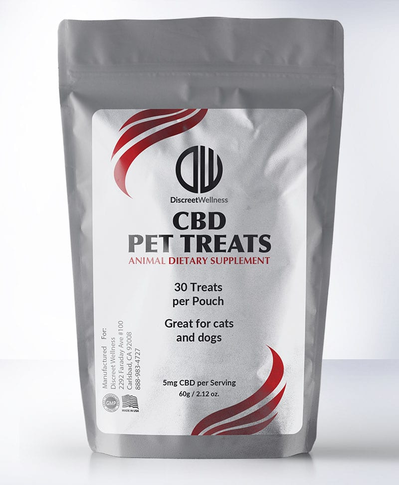 CBD Pet Treats 5mg per 30ct